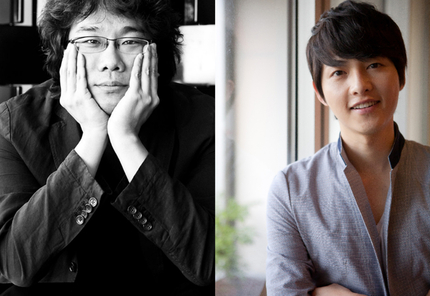 Bong Joon-ho to Set Sail as Producer with SEA FOG, Song Joong-ki in Talks to Star