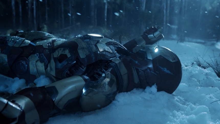 Korean Box Office: IRON MAN 3 Makes It 4 During Crowded Weekend