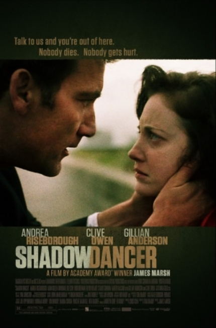 Review: SHADOW DANCER, A Well-Acted, Classy Political Thriller