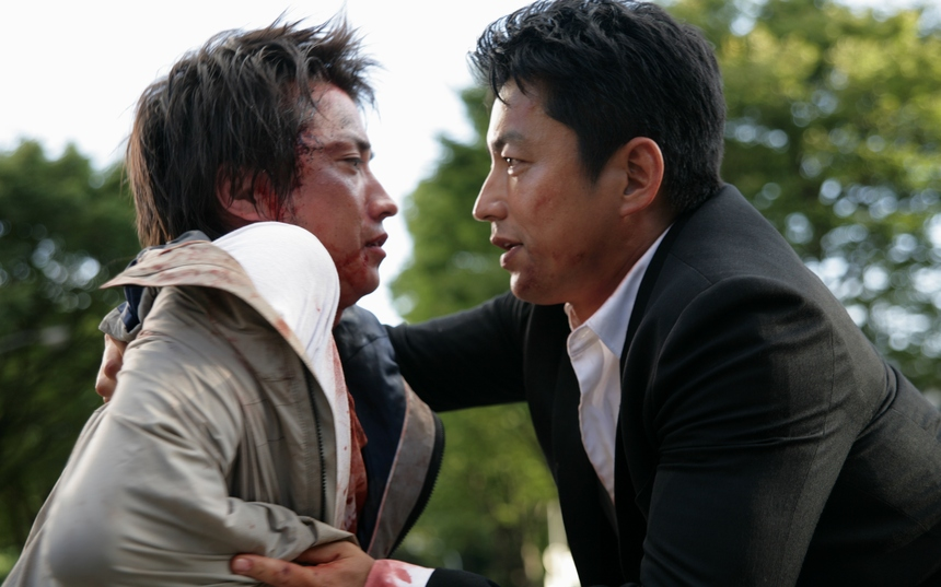 Cannes 2013 Review: Takashi Miike's SHIELD OF STRAW Gets Middling Results From High Concept