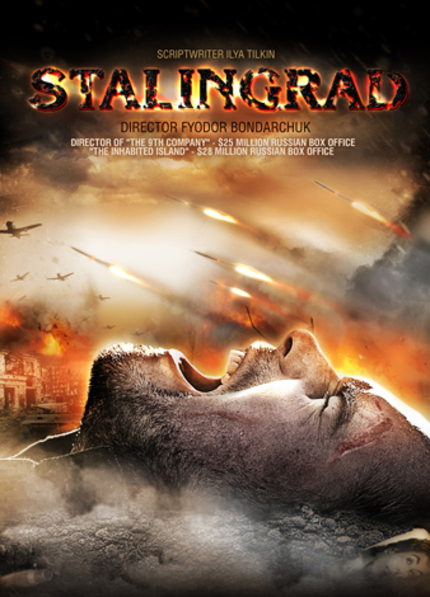 Third Trailer For Bondarchuk's STALINGRAD Lays On More Astounding Visuals With The Added Plus Of English Subtitles