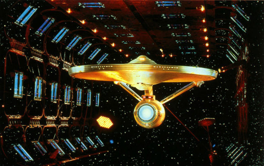 70s Rewind: STAR TREK: THE MOTION PICTURE Still Goes Slowly Where No One Wants to Go