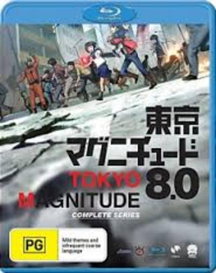 Blu-ray Review: TOKYO MAGNITUDE 8.0 Is Tragedy Animated