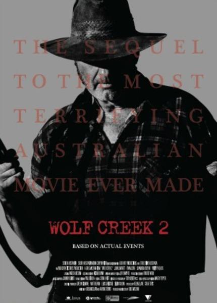 AFM 2013: Image Entertainment Visits WOLF CREEK 2