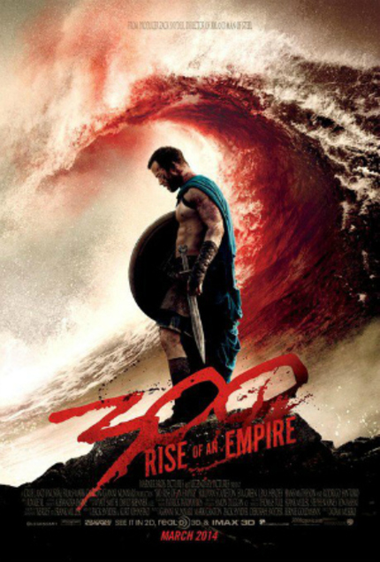 Sullivan Stapleton Broods On First Poster For 300 Sequel RISE OF AN EMPIRE