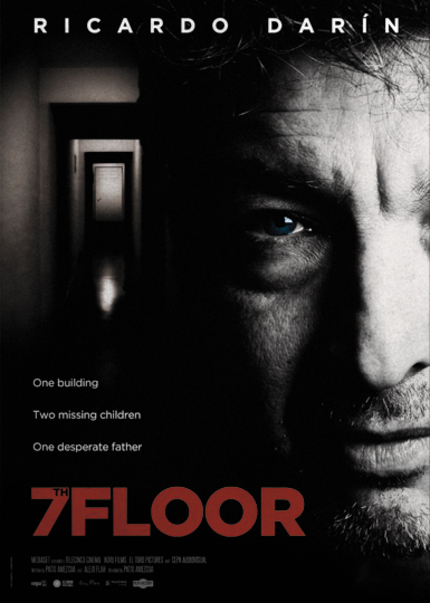 Ricardo Darin Stars In Kidnap Thriller THE 7TH FLOOR, Watch The First Teaser!