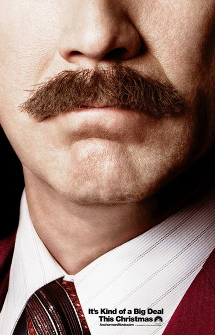 The ANCHORMAN 2 Trailer Does Its Part For Race Relations
