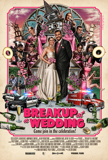 Hey, New York! Hit A Free Screening Of BREAKUP AT A WEDDING And Meet Zach Quinto In Person!