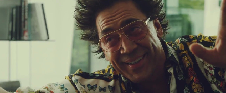 Second, Extended Teaser For Ridley Scott's THE COUNSELOR