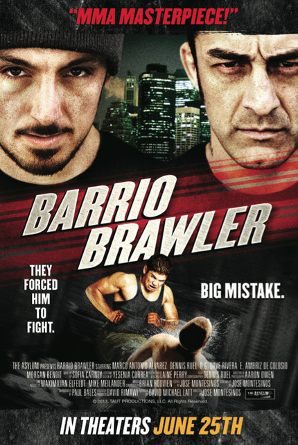 An Exclusive First Look At Gritty Fight Flick BARRIO BRAWLER