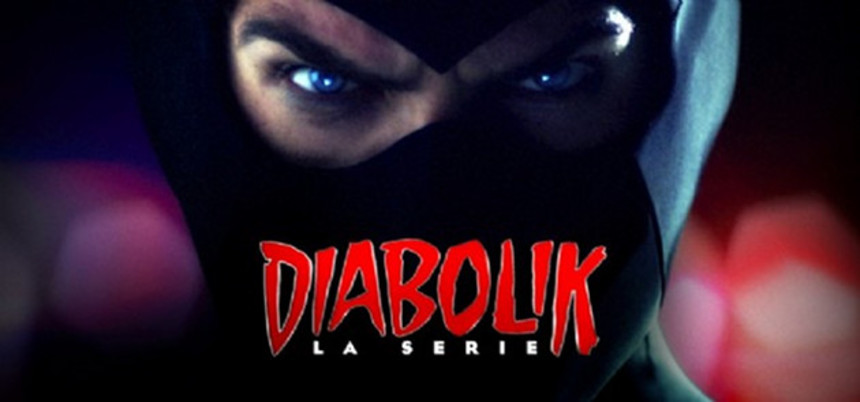 First Teaser For New Italian TV Series DIABOLIK