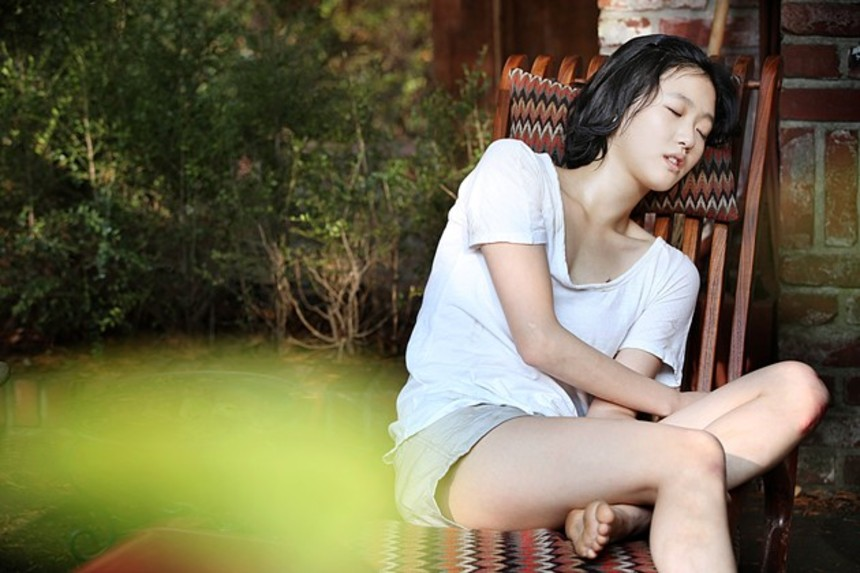 NYAFF 2013 Review: EUNGYO, An Erotically-Charged Tale of Aging and Artistic Inspiration