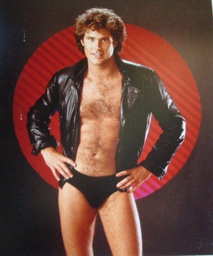 David Hasselhoff Joins Joe Carnahan's STRETCH. Reveals Costume.