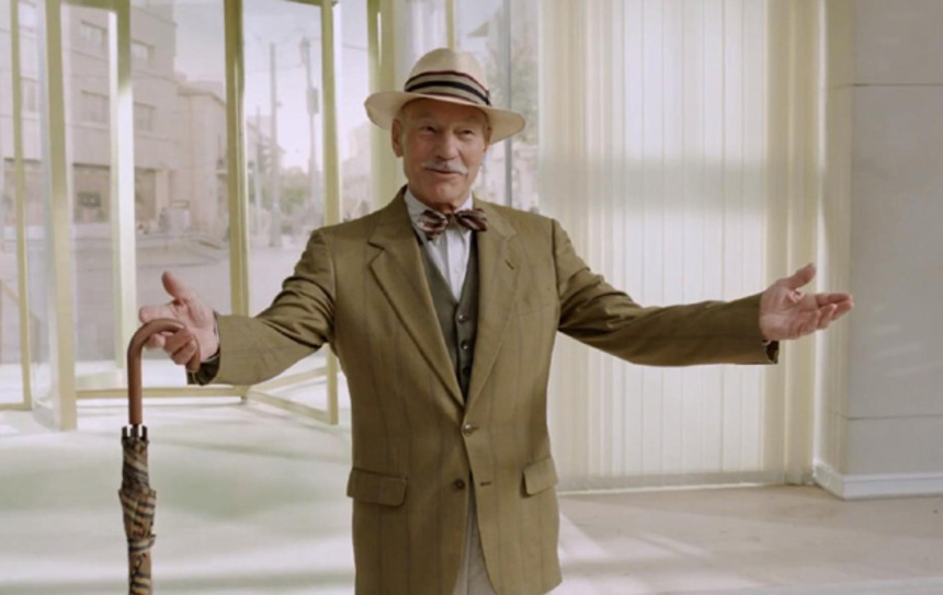 Patrick Stewart Returns To The Big Screen In The Trailer For HUNTING ELEPHANTS