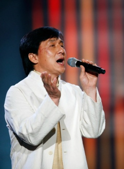 Jackie Chan Planning Stage Musical About His Life!