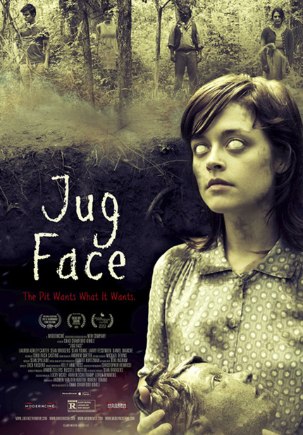 Watch The Theatrical Trailer For Chad Crawford Kinkle's JUG FACE