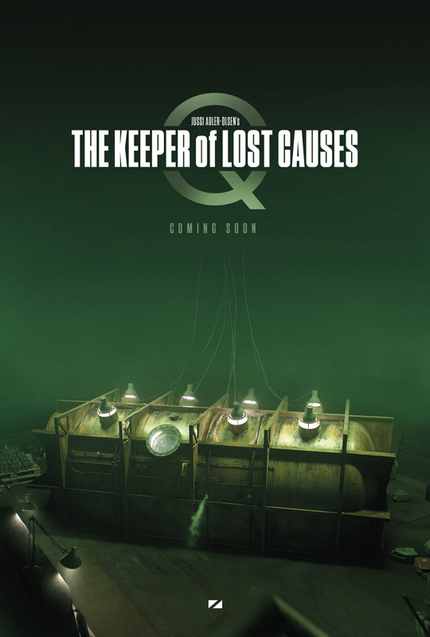 Watch The First Teaser For Danish Crime Thriller THE KEEPER OF LOST CAUSES