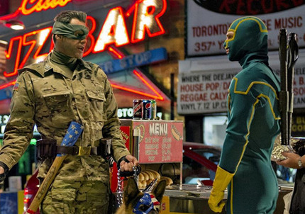 Jim Carrey Disavows KICK-ASS 2, Creator Mark Millar Responds