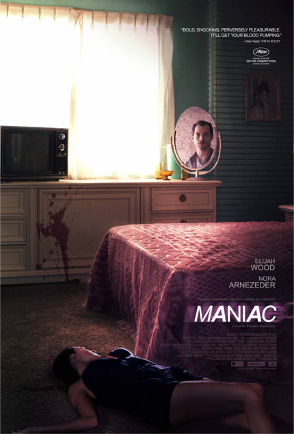 Win A Signed MANIAC Poster And See The Film For Free!