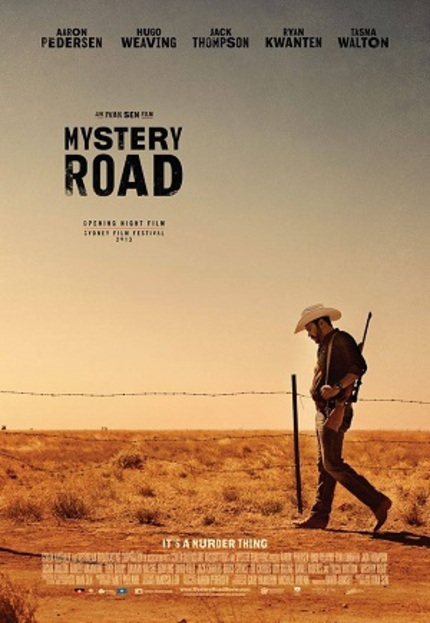 Well Go USA Picks Up MYSTERY ROAD For North America As Director Ivan Sen Prepares His Chinese Sci-fi LOVELAND