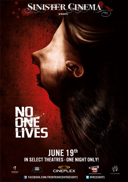 Hey, Canada! Win Tickets To See Kitamura's NO ONE LIVES On The Big Screen June 19th!