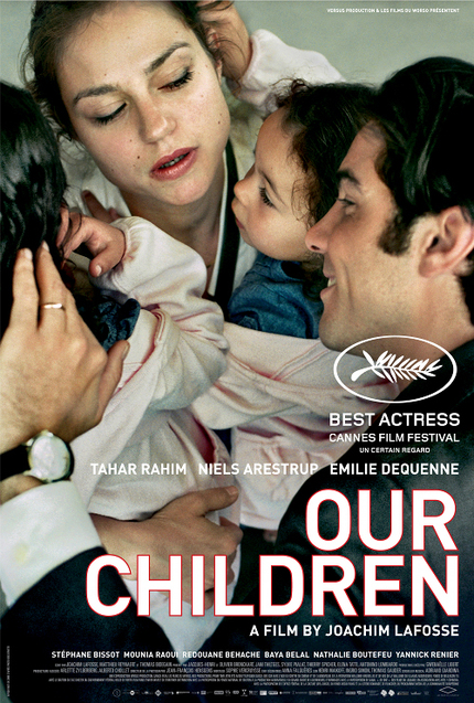 Poster Debut For Belgian Oscar Submission OUR CHILDREN