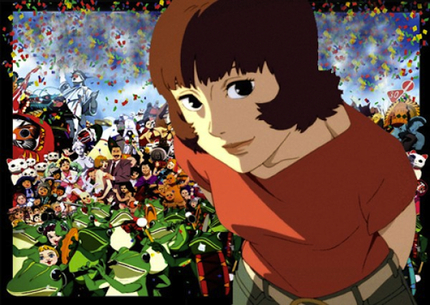 The Kids Talk Film:  PAPRIKA