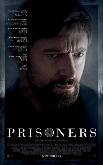 Jackman And Gyllenhaal Drive The New Trailer For Villeneuve's PRISONERS
