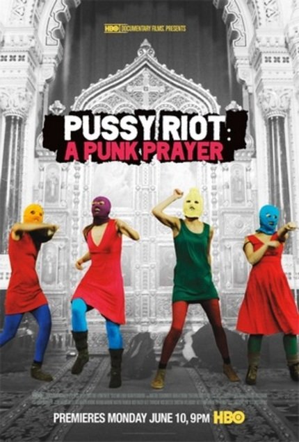 Oak Cliff 2013 Review: PUSSY RIOT: A PUNK PRAYER Takes A Brave Stand