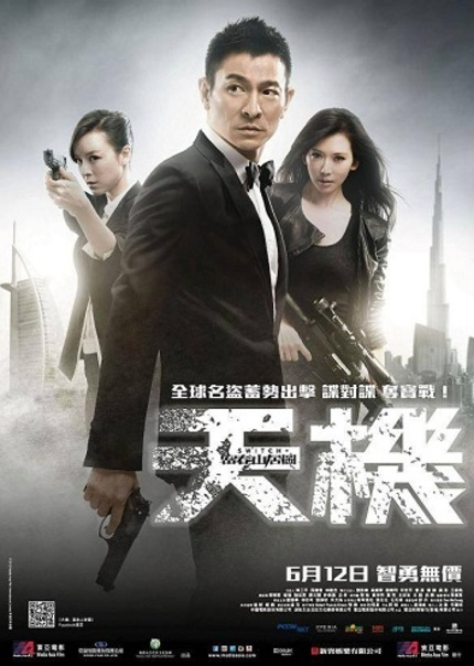 Review: SWITCH Proves A Mission Impossible For Andy Lau