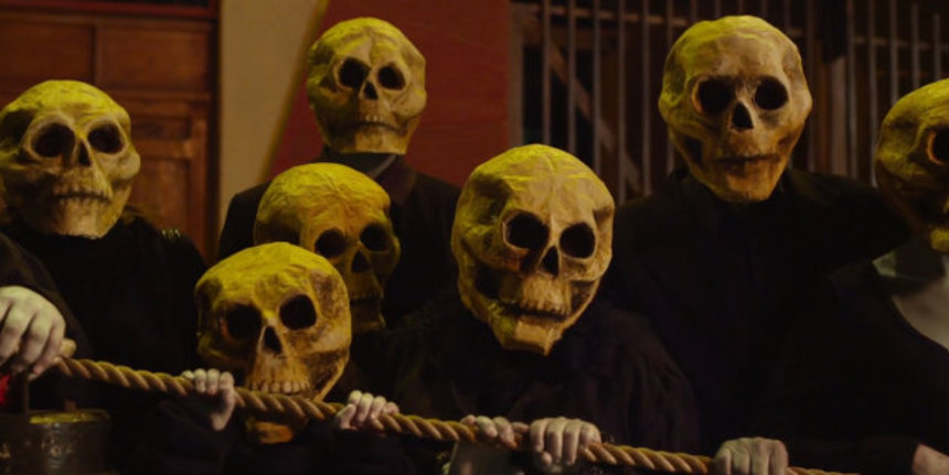 Review: THE DANCE OF REALITY, Jodorowsky Finds Magic In Reality