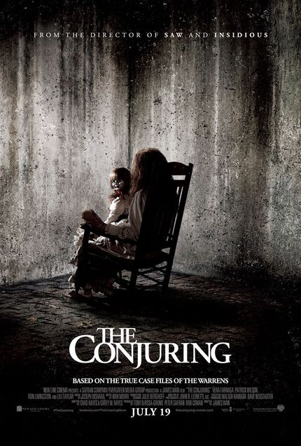 The Trailer For THE CONJURING Gives Me The Creeps