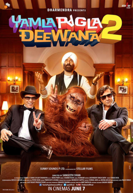 Review: YAMLA PAGLA DEEWANA 2 Goes Any Which Way But Good