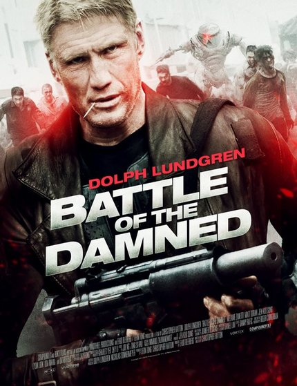 Dolph Lundgren Plus Robots Versus Zombies! Watch The English Language BATTLE OF THE DAMNED Trailer Now!