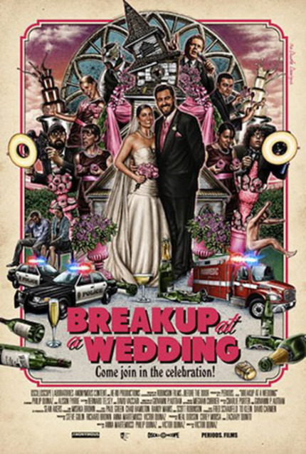 Review: BREAKUP AT A WEDDING Succeeds On Its Modest Comic Charms