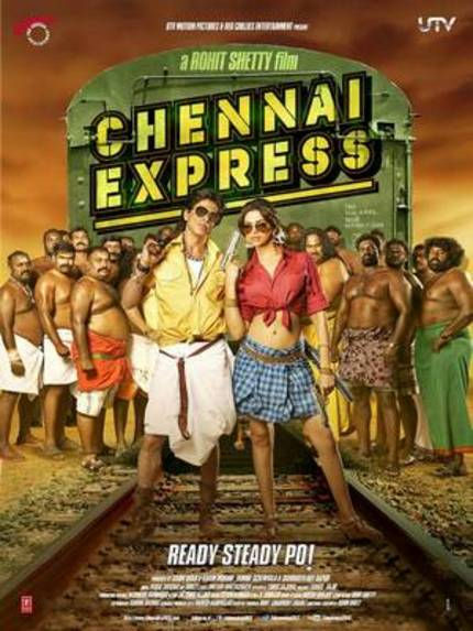 Review: CHENNAI EXPRESS Is Rompy, Forgettable Fun