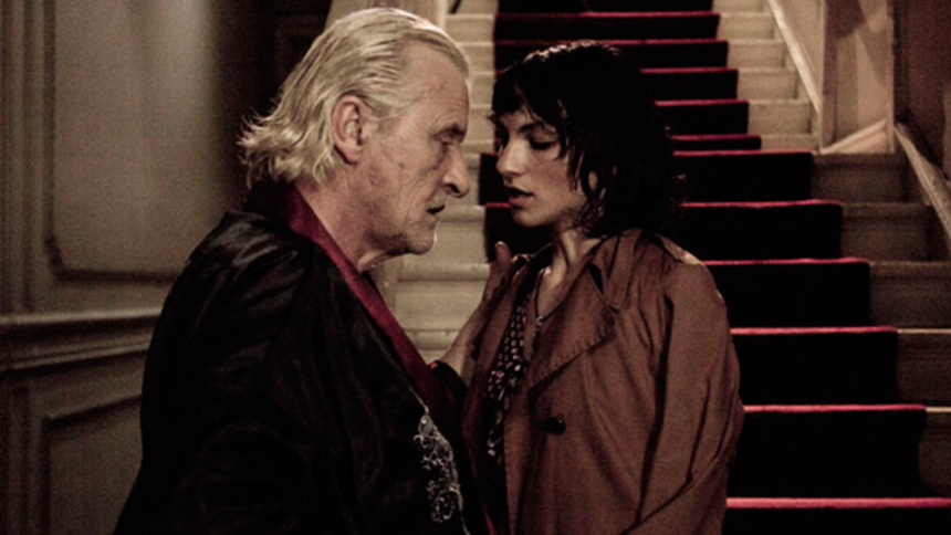 Opening In Chile: Rutger Hauer And Manuela Martelli In THE FUTURE
