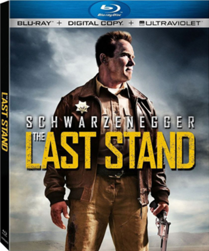 Now on Blu-ray: THE LAST STAND Falls Flat On Its Back