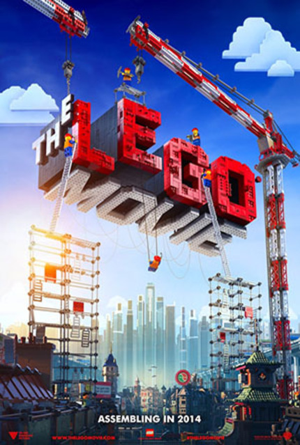 THE LEGO MOVIE Trailer Will Make You Shit Bricks