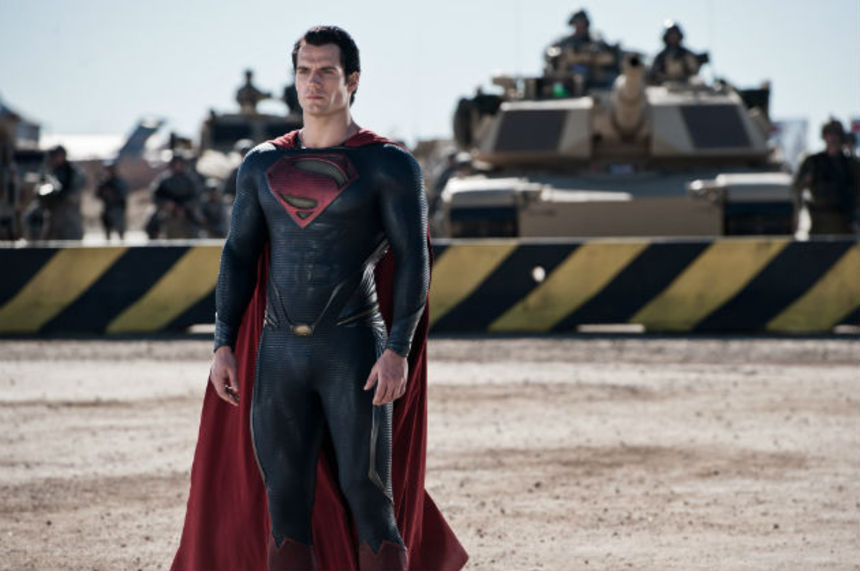 Review: MAN OF STEEL, A Hero Flies With Brute Force