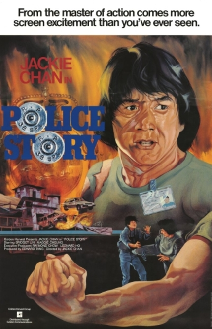 The Kids Talk Film: Jackie Chan's POLICE STORY