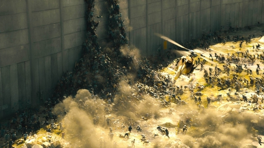 Korean Box Office: WORLD WAR Z Scares Up Huge Opening