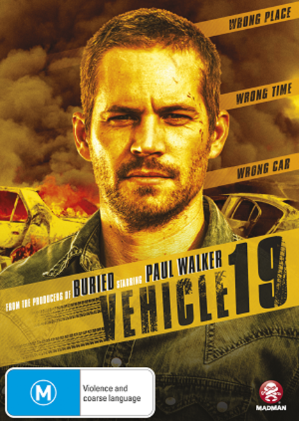 Review: The Paul Walker Vehicle VEHICLE 19 Is Fast And Thoughtful