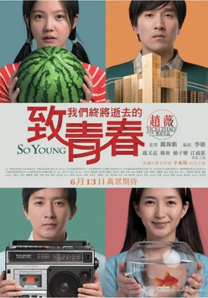 Review: SO YOUNG Is (Mostly) An Endearing Nostalgia Trip From Zhao Wei