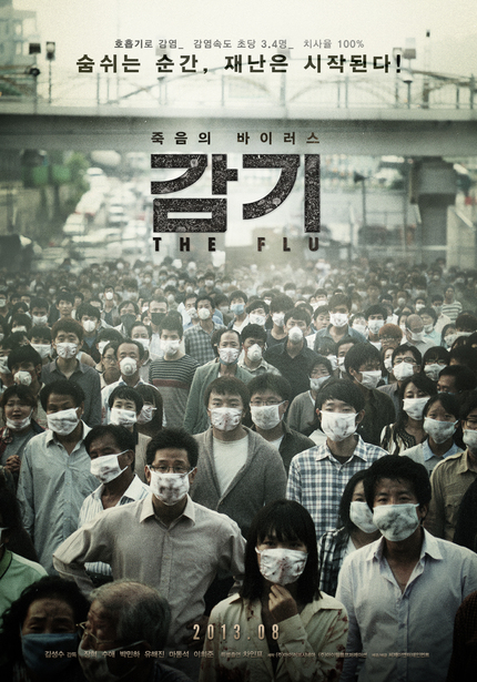 Deadly Epidemic Sweeps Korea In THE FLU Teaser
