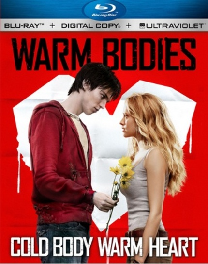 Now on Blu-ray: WARM BODIES Is A Clever Teenage Romance For The Horror Crowd