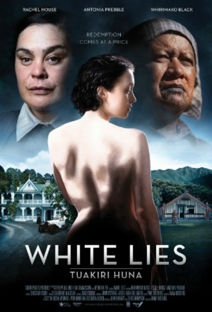 Watch the Trailer For 19th Century New Zealand Mystery WHITE LIES