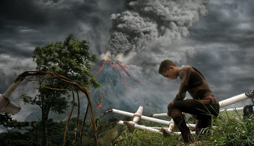 China Box Office: AFTER EARTH Ghosts Its Way To The Top