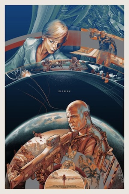 Mondo Presents New ELYSIUM Limited Edition Prints