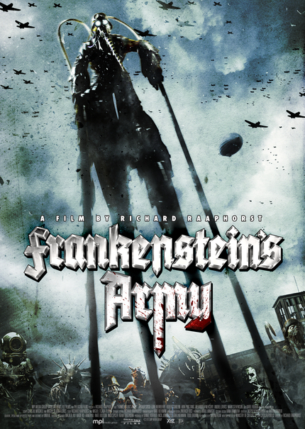 Check Out The New Green Band Trailer For FRANKENSTEIN'S ARMY